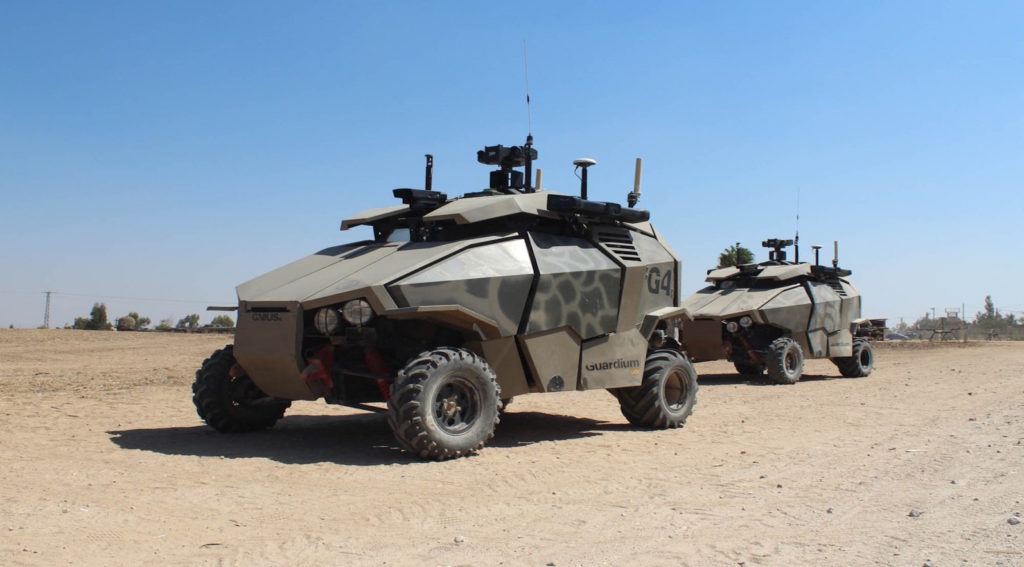 Israel Has Built a Robot Army — and It Should Scare the Sh*t Out of You