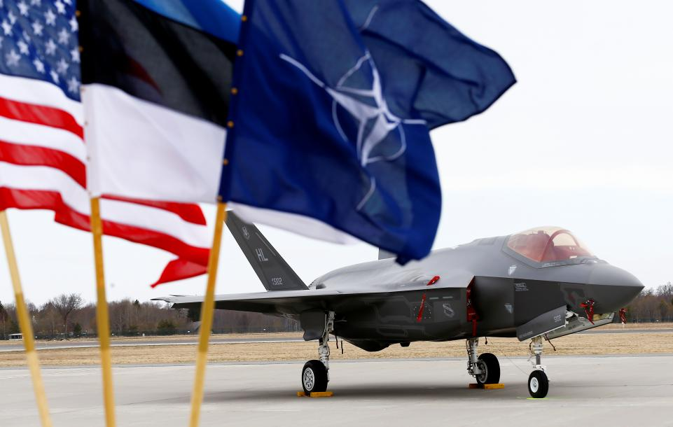 US To Spend $214M On Europe Air Bases To Counter 'Russian Aggression'
