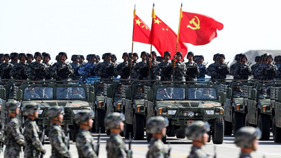 New US Security Strategy To Keep China And Russia As Main Competitors