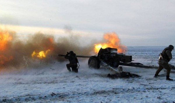 Ukrainian Artillery Delivers Massive Strike On DPR-held Town Of Stahanov. 1 Civilian Killed, 3 Injured