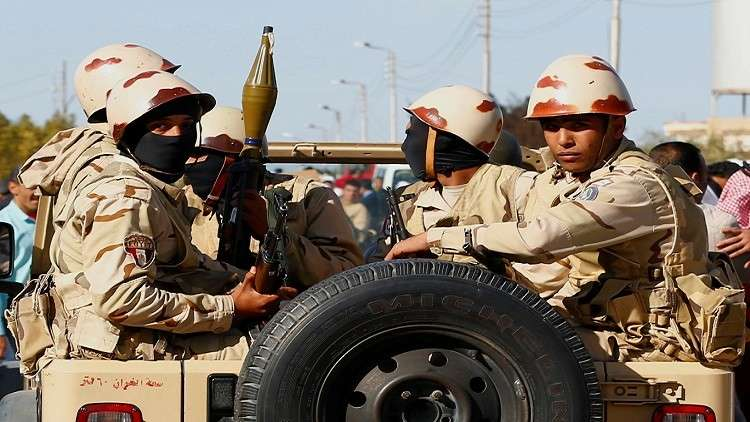 One Killed, Two Injured In Militant Attack On Air Base In Egypt's North Sinai