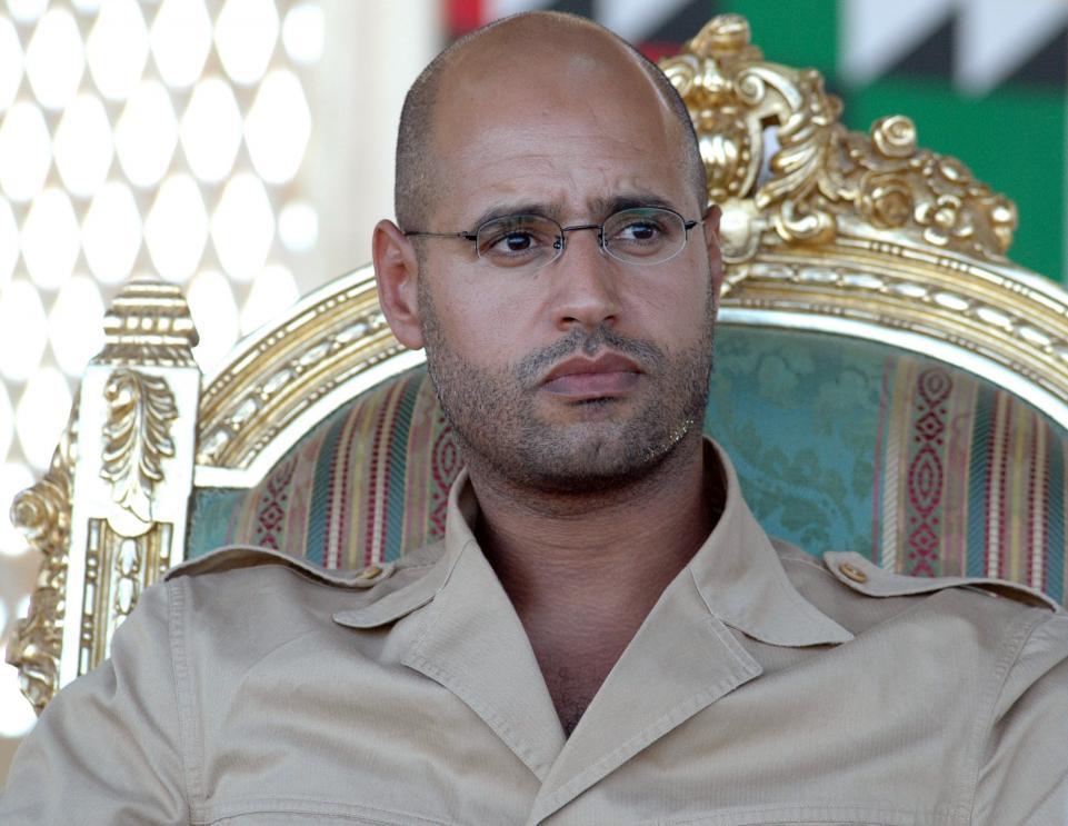 Gaddafi's Son To Run For Libyan Presidency