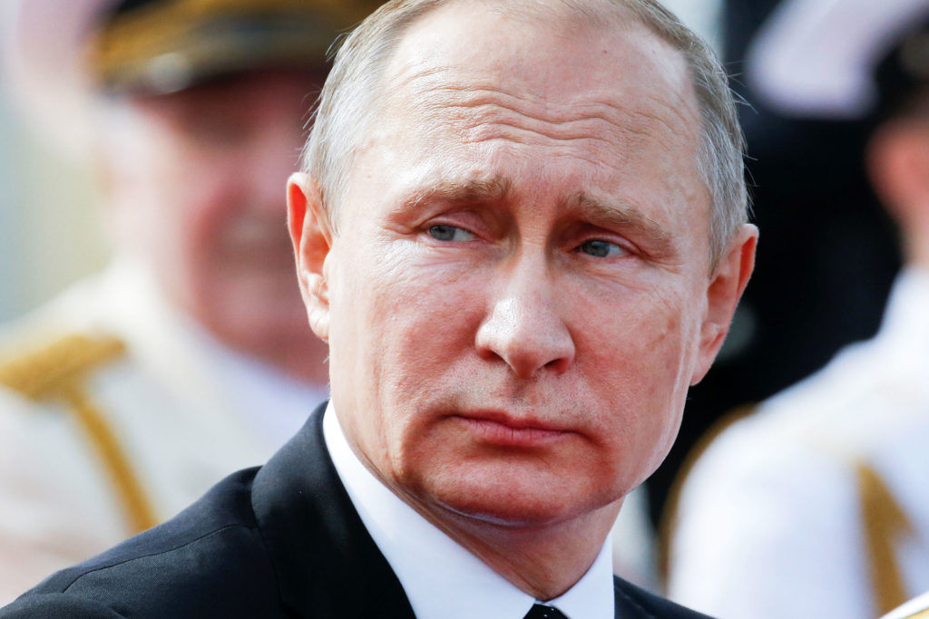Foreign Intelligence Agencies Try To Meddle In Russian Internal Affairs - Putin