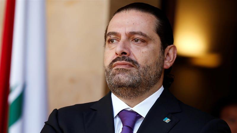 Lebanon's Hariri Says Syrian Government Wants Him Killed