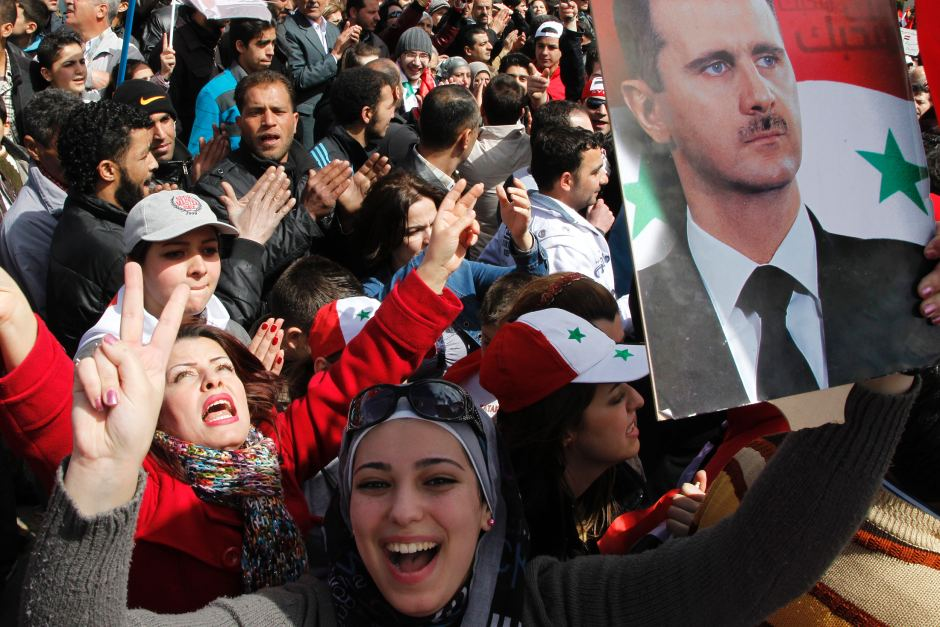 1490 Syrian Figures Invited To Upcoming Syrian National Dialogue Conference In Sochi