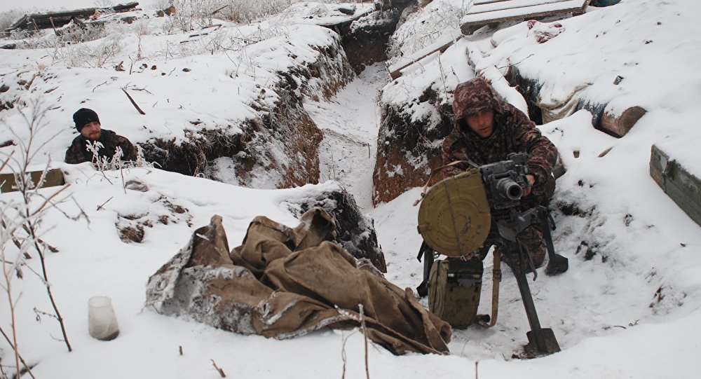DPR And LPR Forces Are Ready To Counter Possible Army Advance In Eastern Ukraine