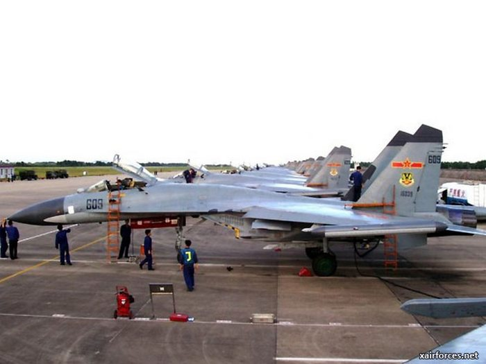 China Receives Second Batch Of 10 Su-35 Fighter Jets From Russia - Media