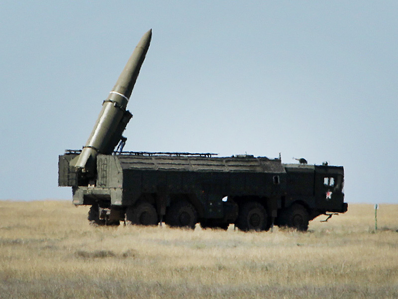 Russian Defense Minister Confirms Iskander Missiles Were Used Against Terrorists In Syria