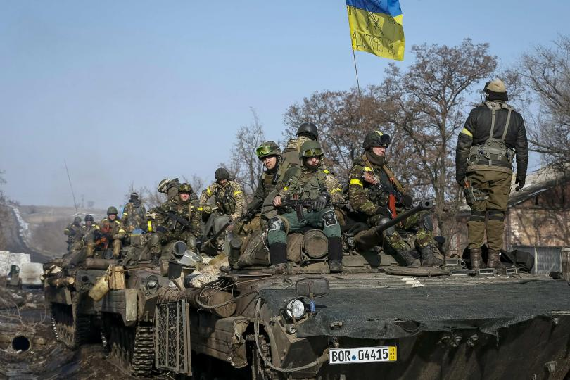 Russian Foreign Ministry: US Crosses Line With Supplies Of Lethal Arms To Ukraine