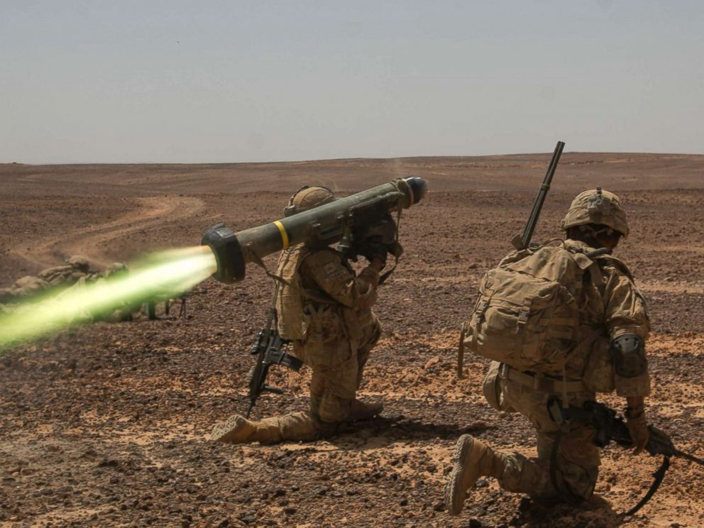 US To Provide 210 Anti-Tank Missiles, 35 Launchers To Ukraine - Report