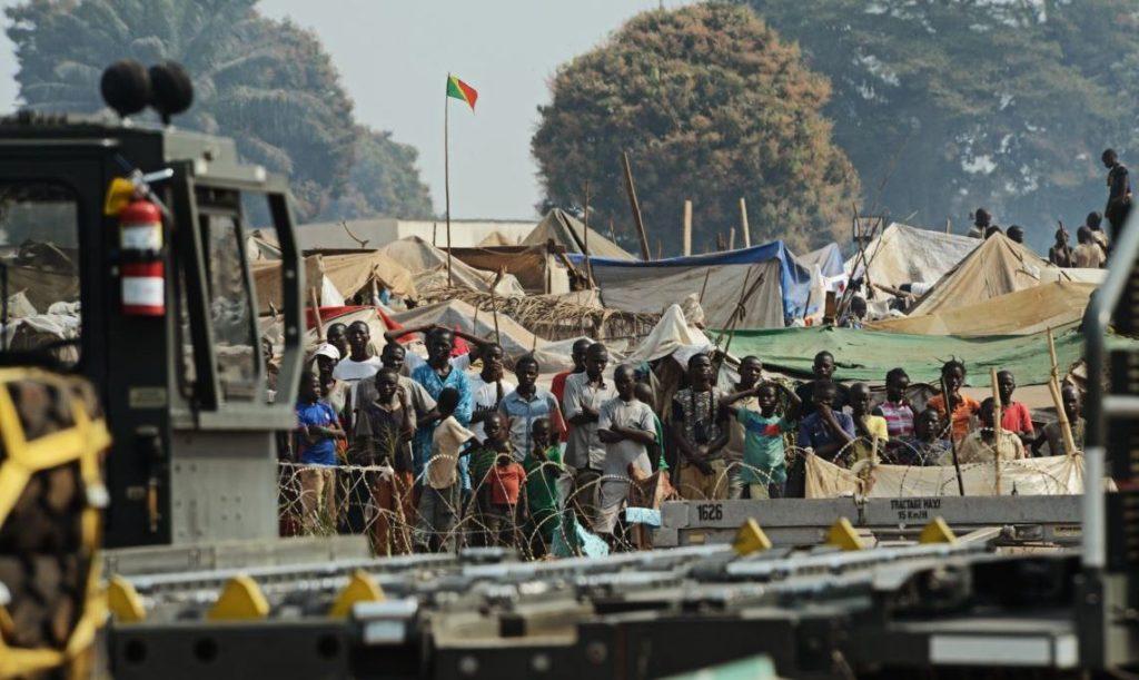 EU Militarizes Africa to Halt Migration