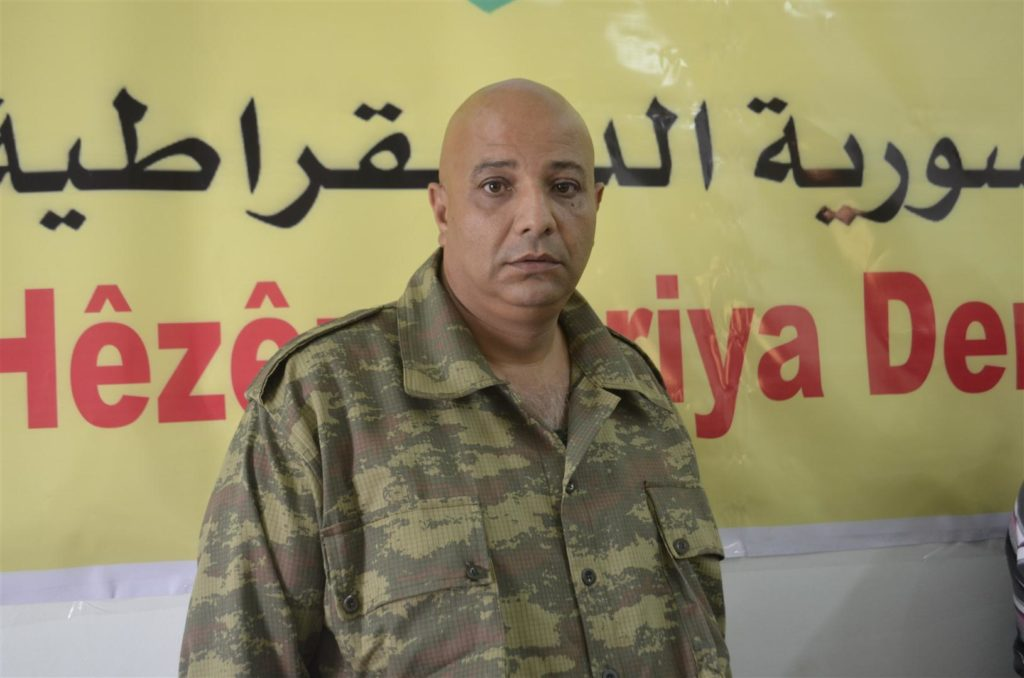 Third Part Of Interview With Former SDF Spokesman Talal Silo