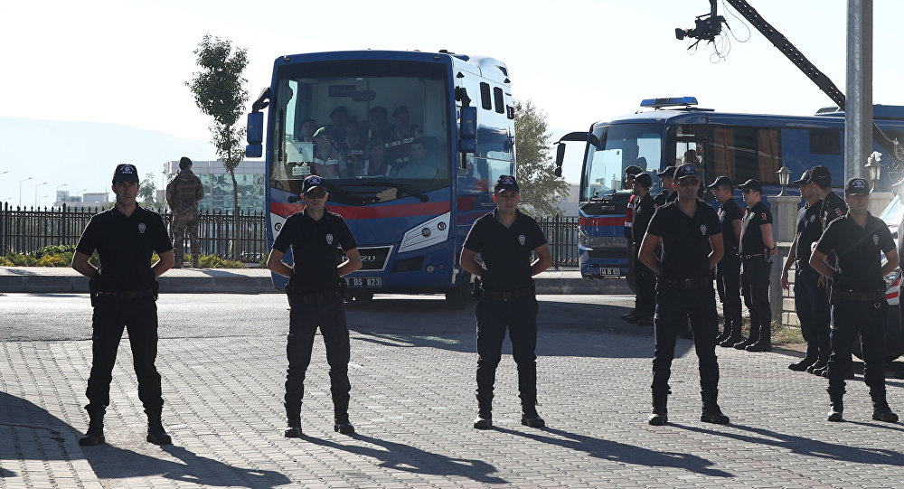 Over 2,700 Turkish Military And Public Servants Fired Over Links To Gulen's Movement