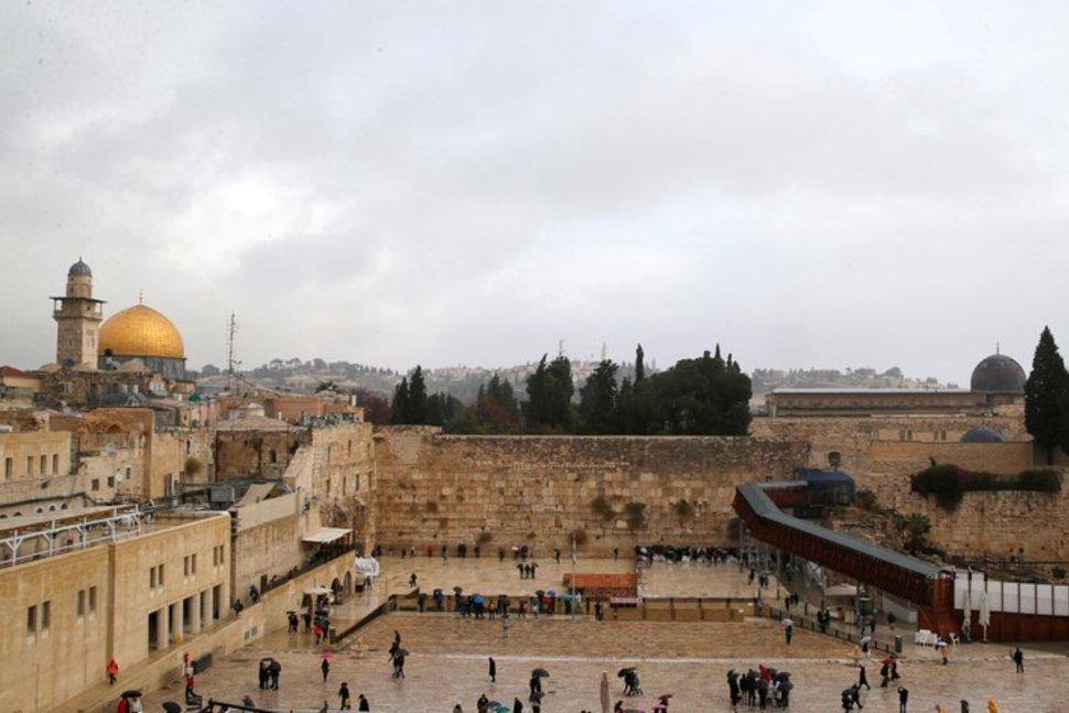 Guatemala To Relocate Its Embassy To Jerusalem