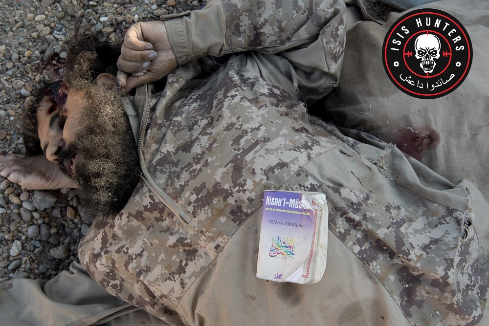 Russian-Trained 5th Assault Corps Eliminated ISIS Members Allegedly Involved In Capturing Two Russian Nationals (Graphic Photos)
