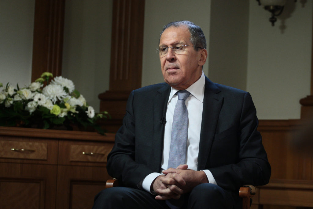 Global Politics & Challenges: Foreign Minister Sergey Lavrov's Interview With RT