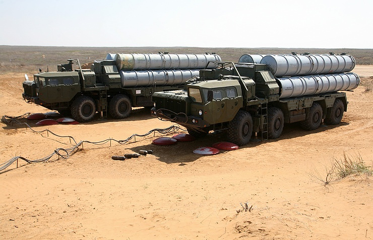 Turkey To Buy Four S-400 Missile Divisions From Russia Under $2.5 bln Contract