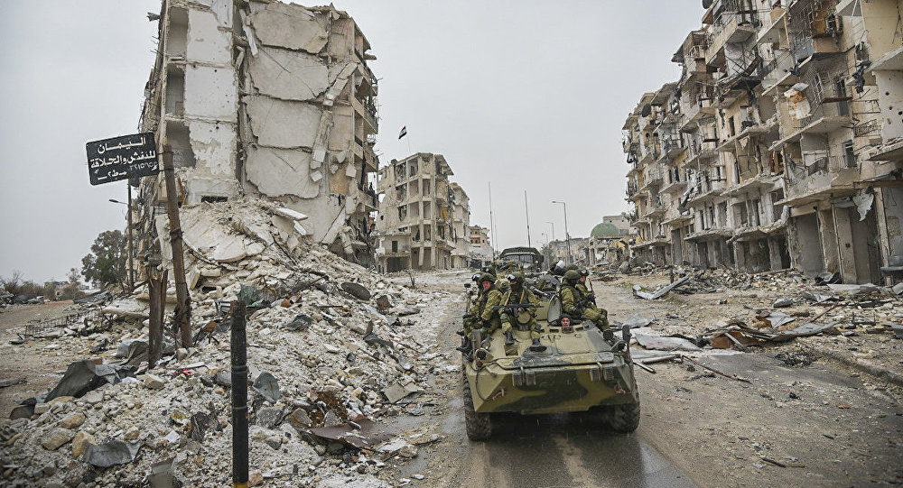 "Russian Military Advisors Are ""Attached To Nearly All Units"" Of Syrian Government Forces - General Staff"