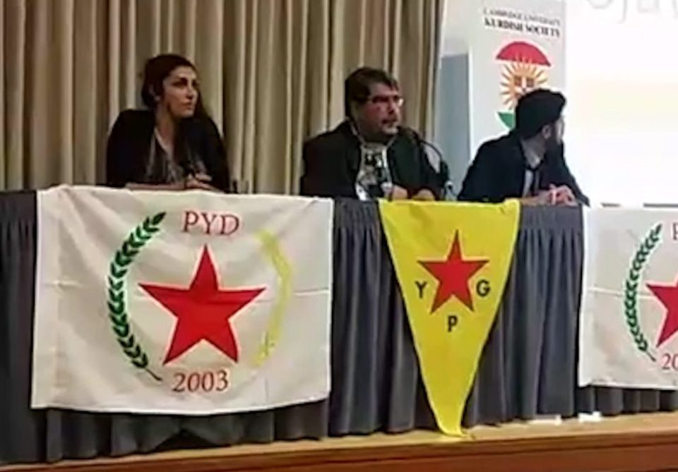 Kurdish Democratic Union Party Says It Wants To Be Invited To Sochi Conference