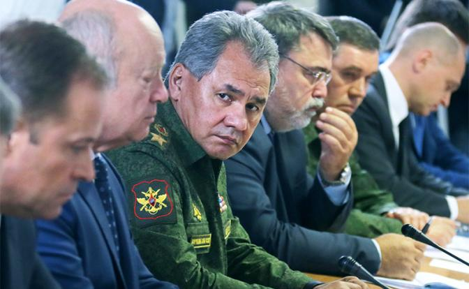 Summary 2017 from the Russian Ministry of Defence: Who Could Replace Shoigu?