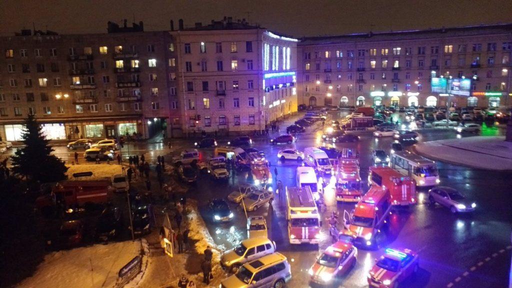 Putin: Wednesday's Explosion In St. Petersburg Was 'Terrorist Attack'