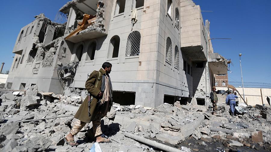 Saudi-led Coalition Airstrikes Kill 68 Yemeni Civilians In One Day