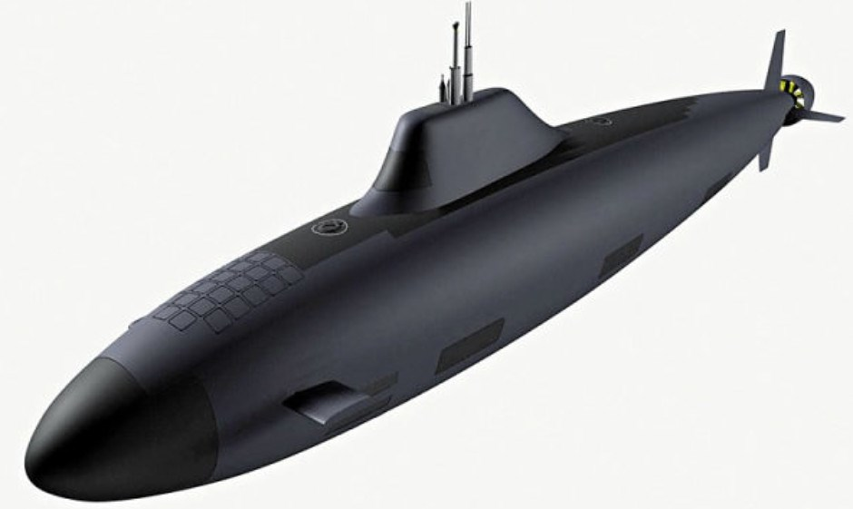 Russia Launches Development of Fifth Generation Submarine