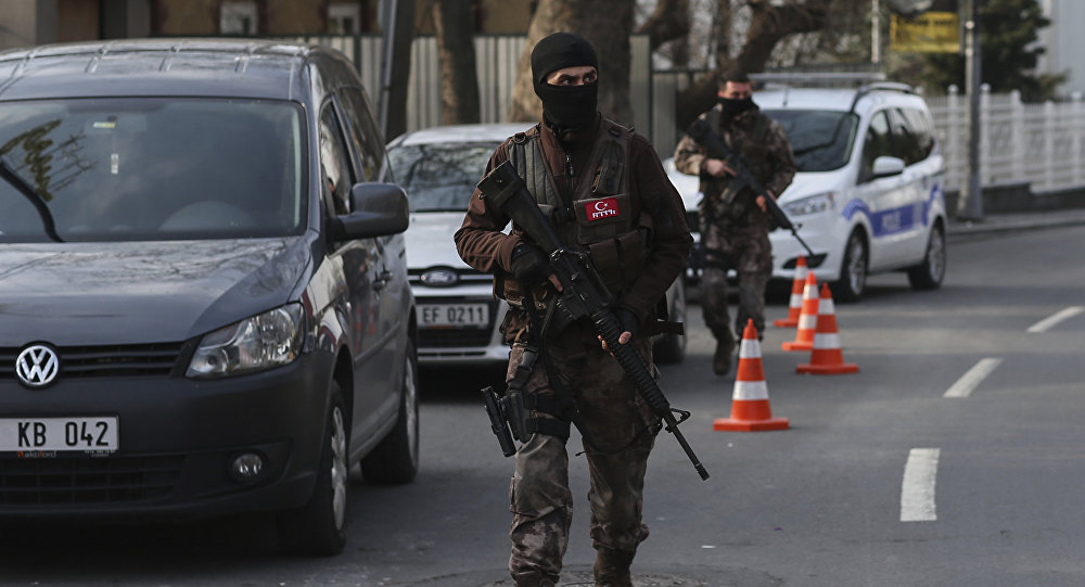 Turkish Security Forces Detained 75 Persons Allegedly Linked To ISIS