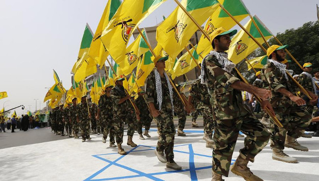 "Kata'ib Hezbollah Threatens To ""Force"" Washington To Withdraw Troops From Iraq"