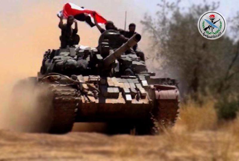 Hayat Tahrir al-Sham Attacks Syrian Army Near Khanasser Highway. Government Troops Advance On Rahjan (Maps)