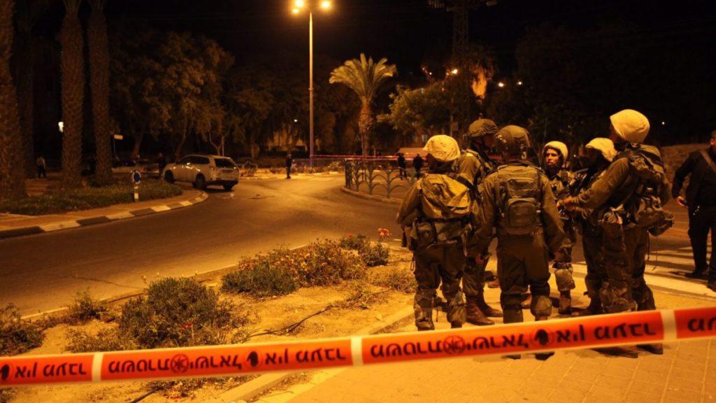 Israeli Serviceman Killed In Stabbing Attack