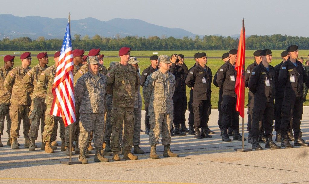 US Views the Balkans As Battlefield to Fight Russia