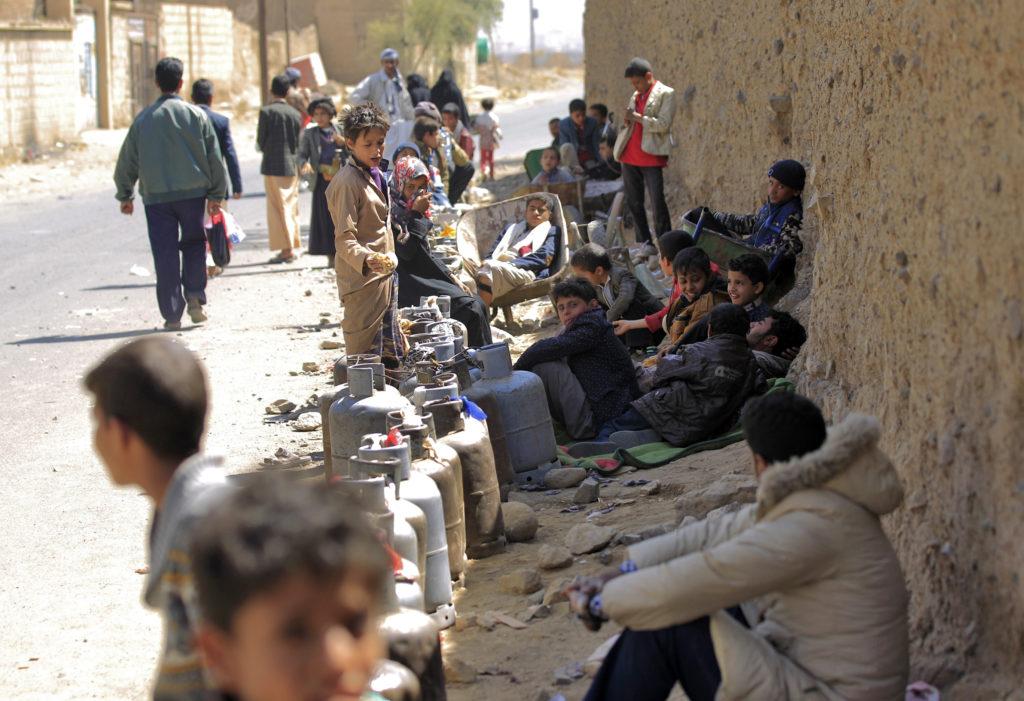 US President Asks Saudi Arabia To End Its Blockade Of Yemen