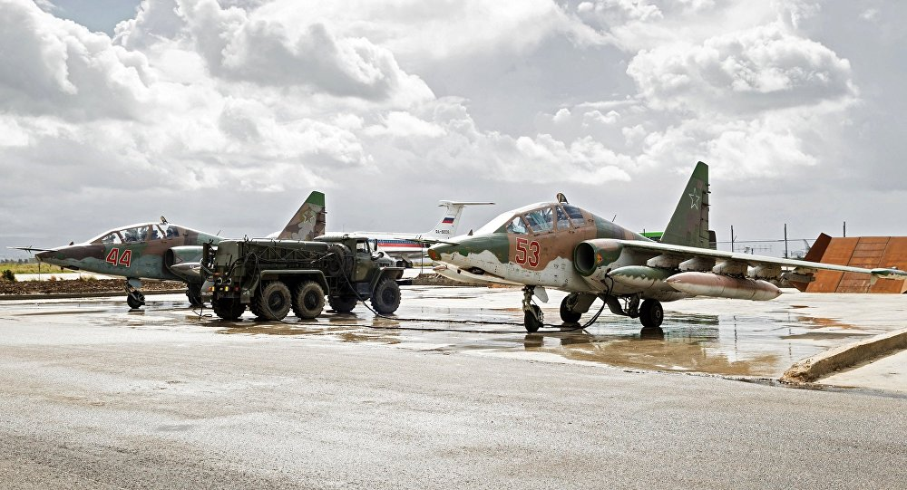 Russia Trolls US-led Coalition, Offers Help In Defeating ISIS In Iraq