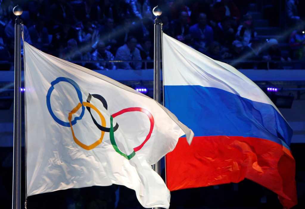 There Is No Surprise In Russia Olympics Ban