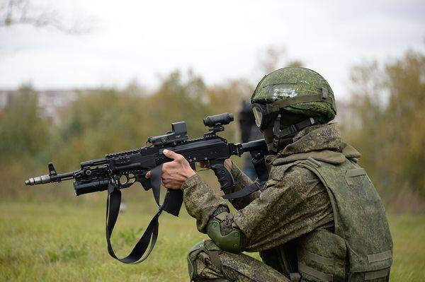 Russia's 'Ratnik' - In Numbers