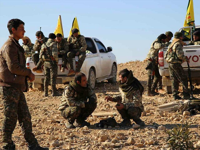 US-backed Forces Resume Operations Against ISIS Near Syrian Border With Iraq