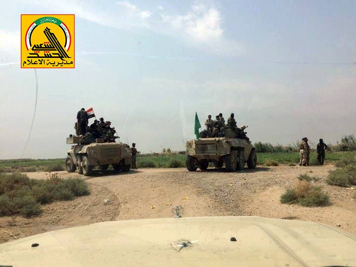 Iraqi Forces Declare Full Control Over Border With Syria