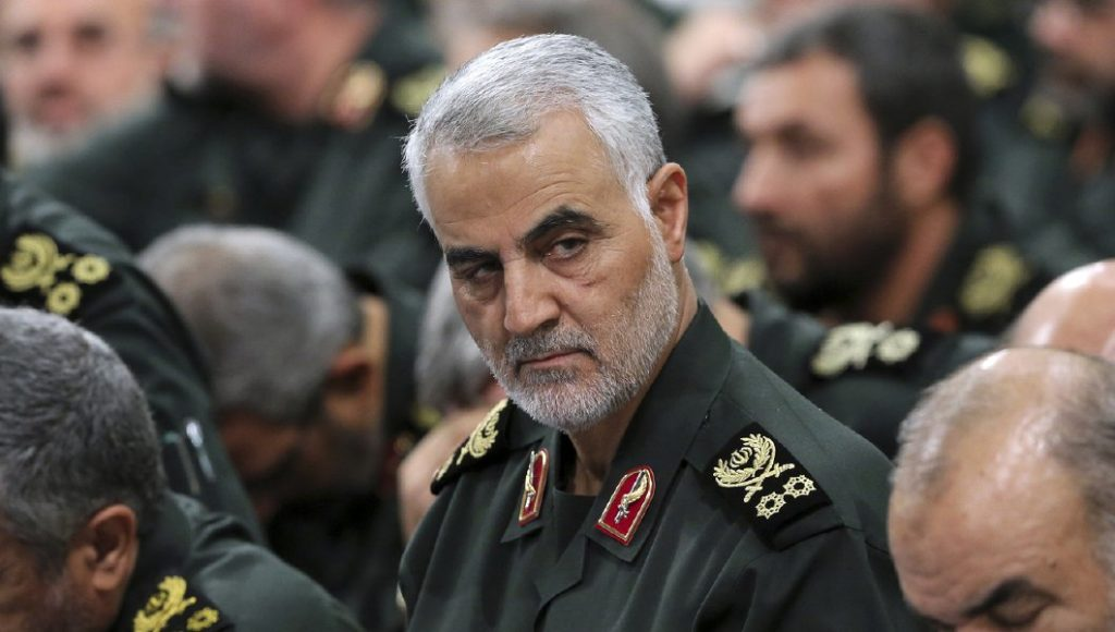 Qassem Soleimani's letter to the US: Leave Syria or else! Could Al-Hasaka 2018 become Beirut 1983?