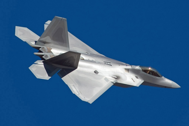 US F-22 Tried To Prevent Russian Warplanes From Bombing ISIS In Euphrates Valley