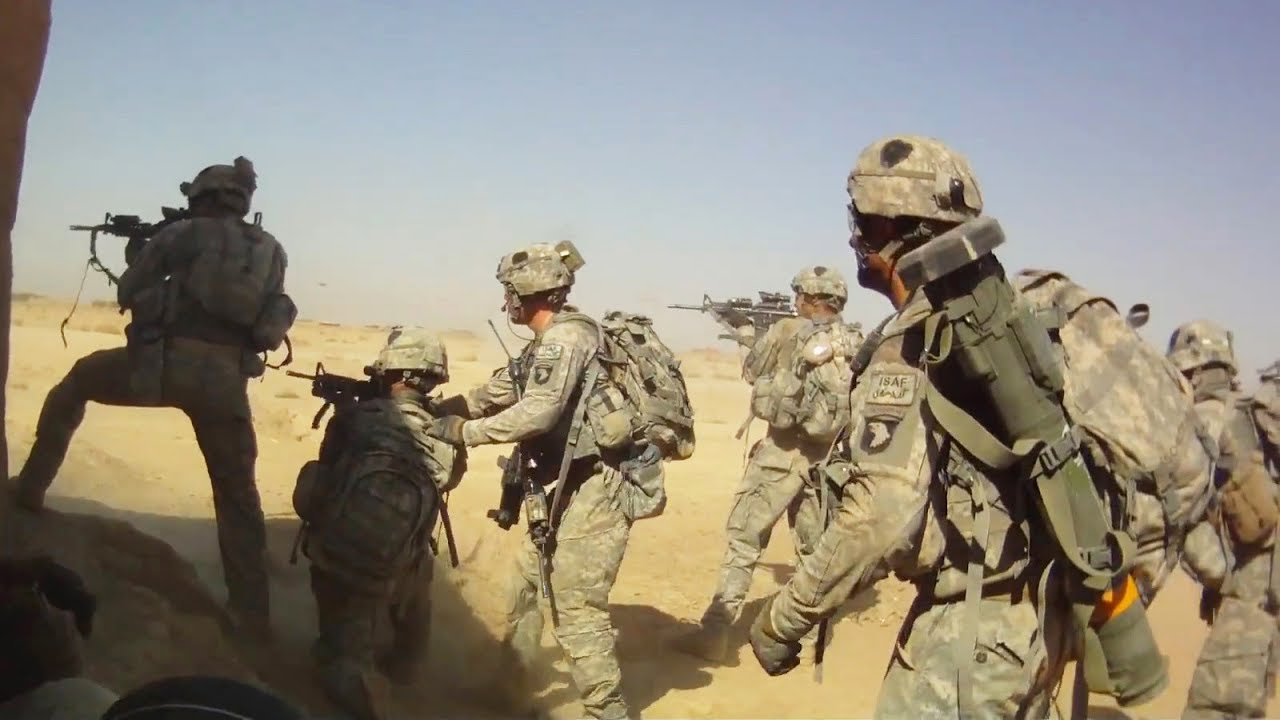 Working With The U.S. Military In Afghanistan