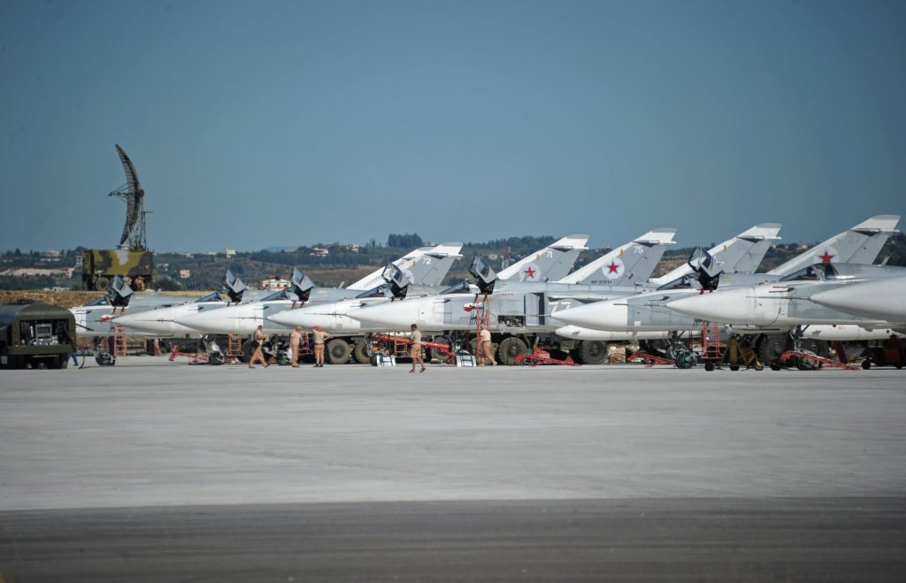 Putin Orders Withdrawal Of Russian Troops From Syria At Khmeimim Airbase