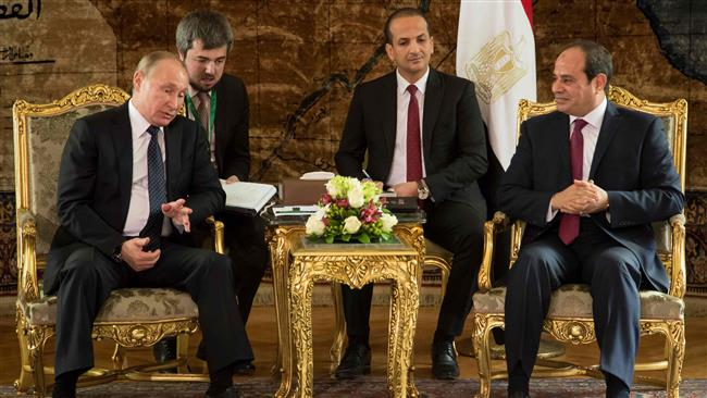 Moscow, Cairo Sign Deal To Build First Nuclear Power Plant In Egypt