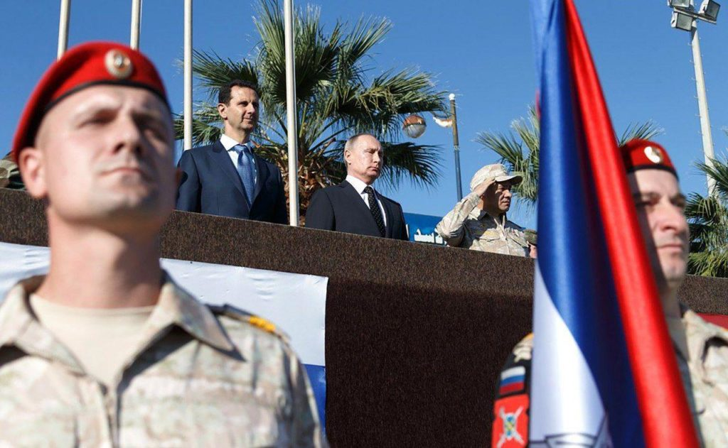 L'amministrazione Trump si inchina alla realtà, accetta Assad in carica fino al 2021 - Media