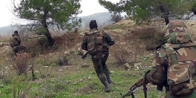 Government Forces Ambush Group Of Hay'at Tahrir al-Sham Members In Northern Lattakia