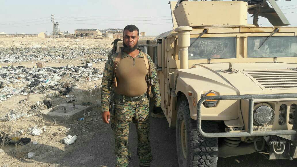 Commander Of Biggest Arab Tribal Force Defects From SDF And Join Syrian Army