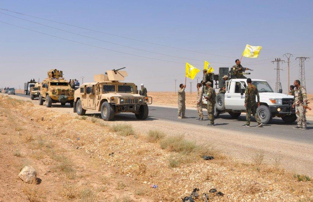 Syrian Democratic Forces Advance In Southeastern Deir Ezzor. 72 ISIS Fighters Killed