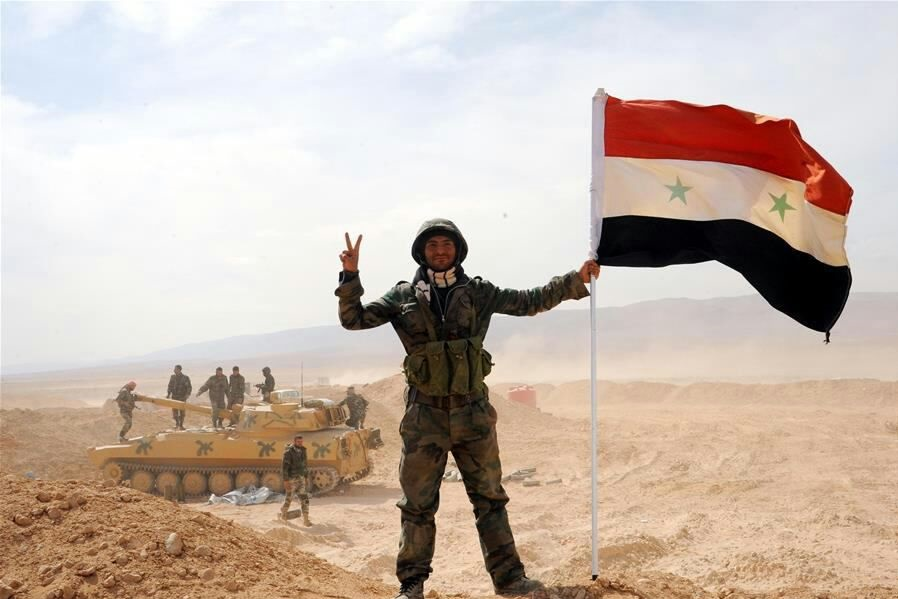 Did Syrian Army Hand Over Khasham In Euphrates Valley To US-backed SDF?