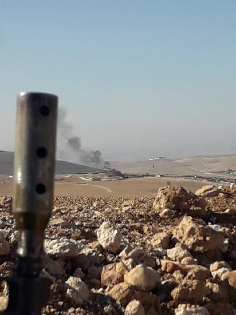 YPG Destroys Turkish Army Vehicle, Kills Two Soldiers In Northern Aleppo (Photos, Video)