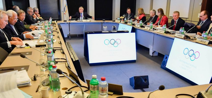 The Saker: A Commentary On The Expulsion Of Russia From The Olympics